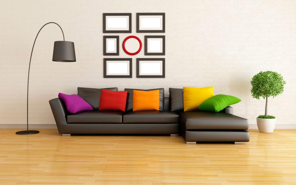 Выбор материала обивки для мягкой мебели
