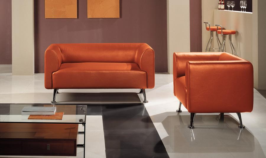 Разновидности офисной мягкой мебели