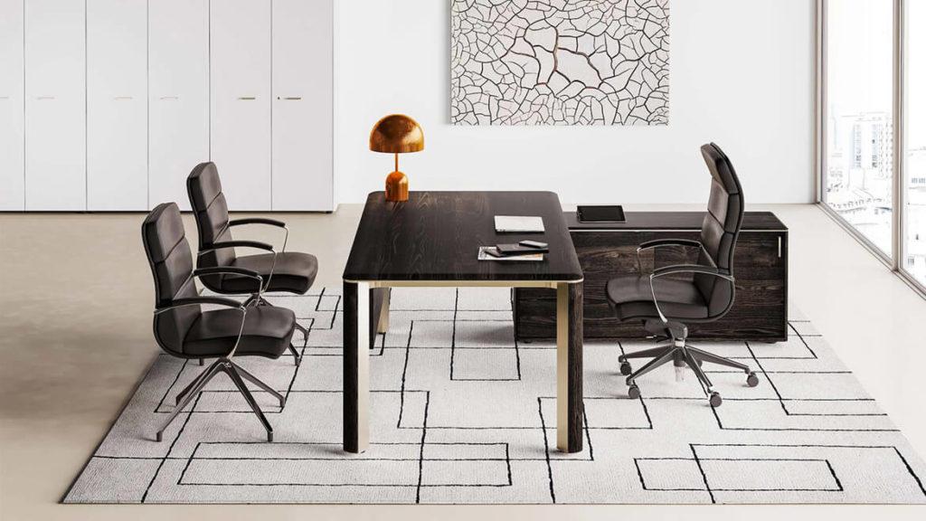 Картинка - мебель в кабинет руководителя